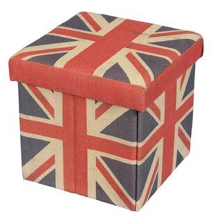 Union Jack Cube Photo
