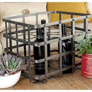 Boggs 12 Bottle Tabletop Wine Rack
