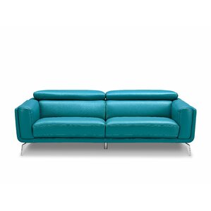 Sprint Leather Sofa by Creative Furniture