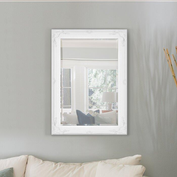 Astoria Grand Wood Frame Wall Mirror & Reviews | Wayfair.ca