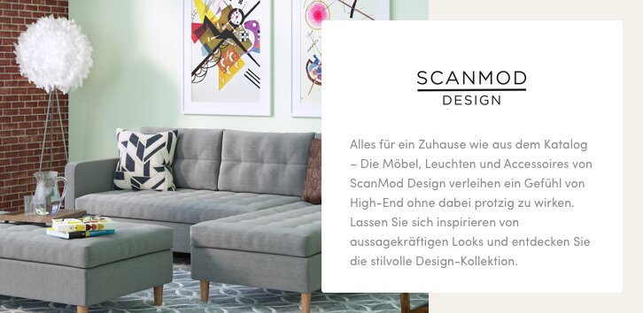 Hervorragend ScanMod Design | Wayfair.de
