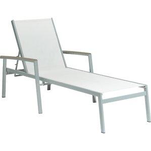 Farmington Water Resistant Chaise Lounge (Set of 2)