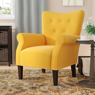 Armchairs And Accent Chairs.Mustard Yellow Accent Chair Wayfair