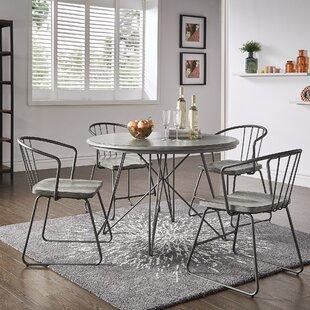Wrought Iron Dining Room Sets | Wayfair