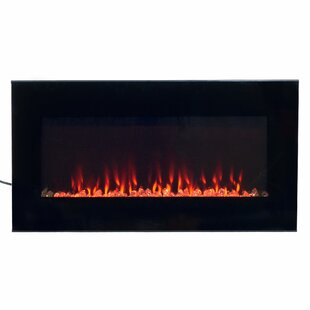 Arlo Wall Mounted Electric Fireplace Insert