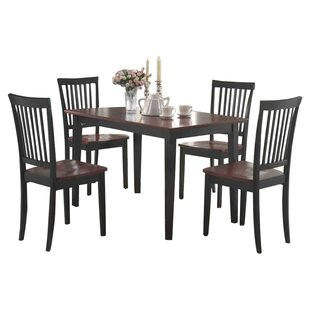 holcomb 5 piece dining set - Dining Chairs And Table