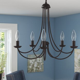 Emilia Candle Style Chandelier