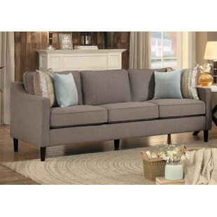 Exposed Wood Frame Sofa Wayfair