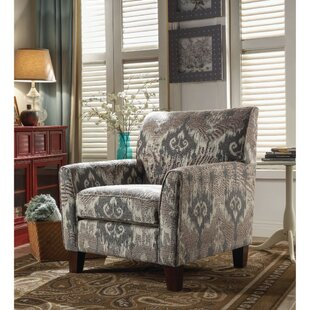 . Patterned Chair   Wayfair