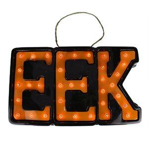 eek hanging halloween windowwall decoration - Halloween Wall Decoration