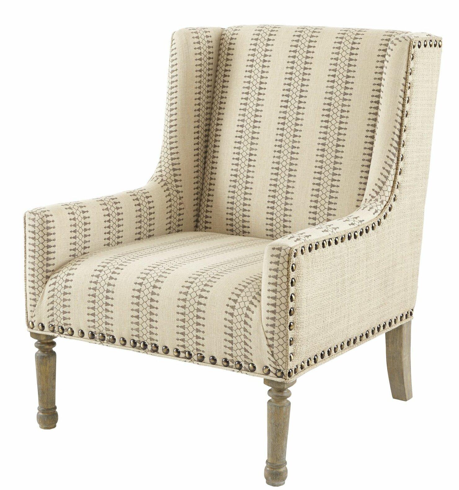 Merveilleux Lambdin Wingback Chair