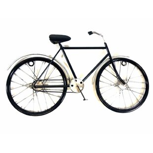 Bike Metal Wall Décor  sc 1 st  Wayfair & Bicycle Metal Wall Art | Wayfair.co.uk