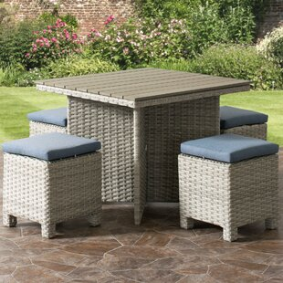 Round resin patio table wayfair save watchthetrailerfo