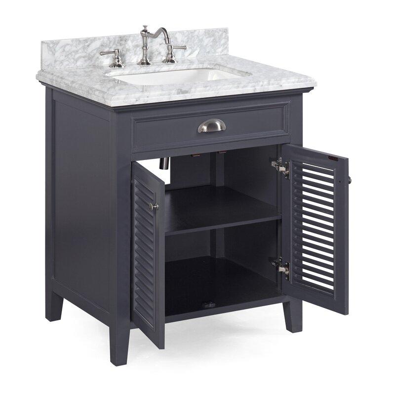 Kbc Savannah 30 Single Bathroom Vanity Set Reviews