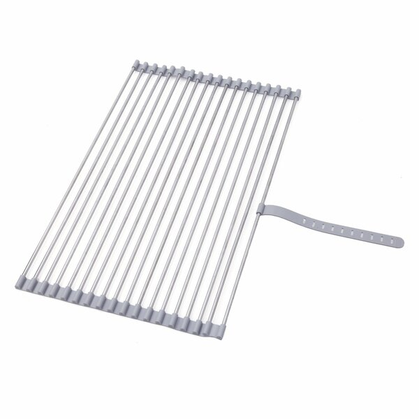Luxorware Roll Up Folding Drying Rack Colander Built In