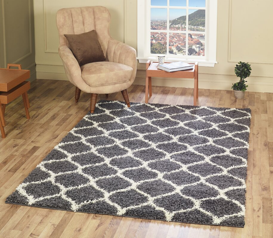 k stenhaus teppich tanglewood super cozy in dunkelgrau. Black Bedroom Furniture Sets. Home Design Ideas
