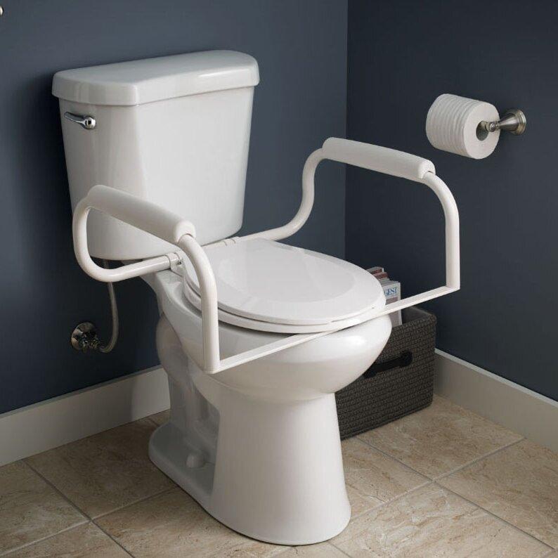 Delta Toilet Safety Bar & Reviews | Wayfair