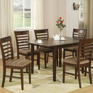 Milan Dining Table by East West Furniture