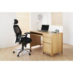 Computertisch Premium mit Tastaturauszug von Ho..