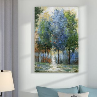 5c2fa2cfba2b  Afternoon Light  Oil Painting Print on Wrapped Canvas