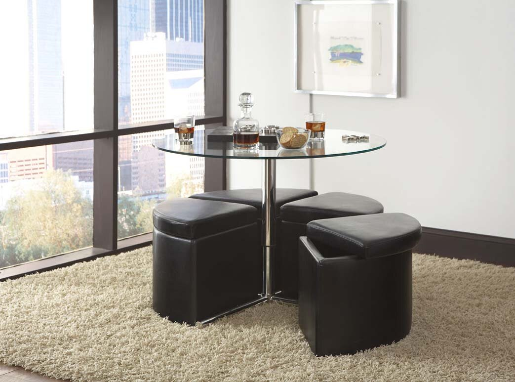 Standard Furniture Cosmos Coffee Table With Ottoman