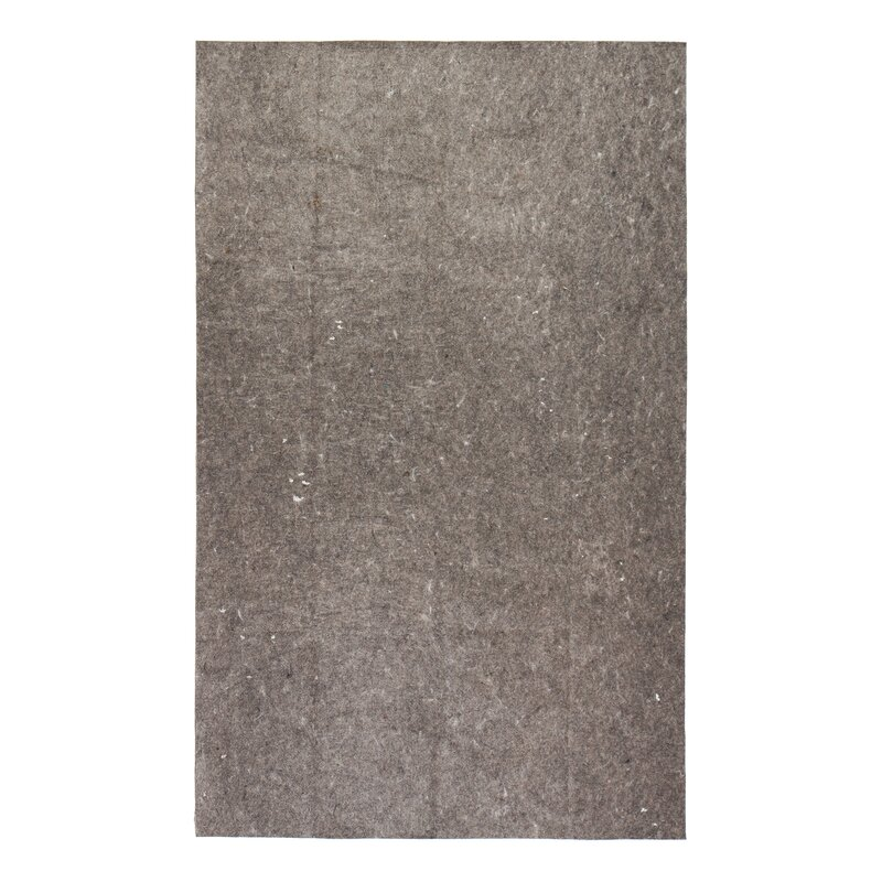 Symple Stuff Wheatley Premium All Surface Polyester Rug Pad  Rug Pad Size: Rectangle 8 x 10