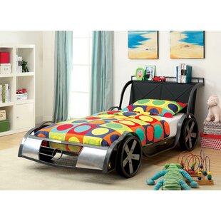 Full Size Race Car Bed Wayfair Ca