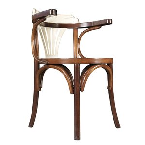 Solid Wood Dining Chair by Authentic Models