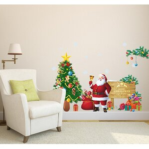 Holiday Wall Decals Youu0027ll Love | Wayfair Part 48