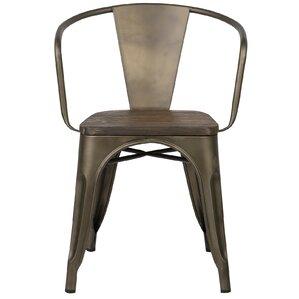 Alyssa Metal Arm Chair by ..
