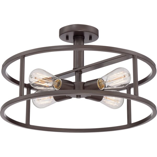 Modern flush mount lighting allmodern aloadofball Gallery