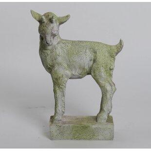 Animals Billy Goat Statue
