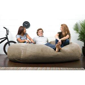 Big Joe Lux Bean Bag Sofa