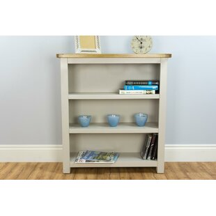 Wellington Painted Low Bookcase