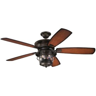 Ceiling fans sale youll love wayfair 52 quebec 5 reversible blade ceiling fan aloadofball Image collections