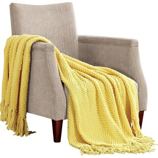 Andover Mills Bovina Throw Blanket Wayfair