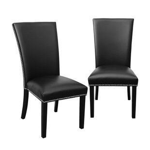 Cassian Upholstered Dining Chair (Set of 2)