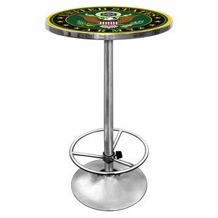 Army Logo Pub Table II