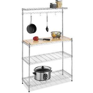 quinton chrome bakers rack - Kitchen Bakers Rack