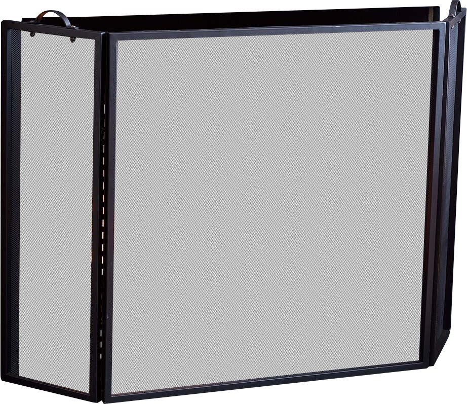 doors no in pd screen achla panel fireplace black designs flat shop iron