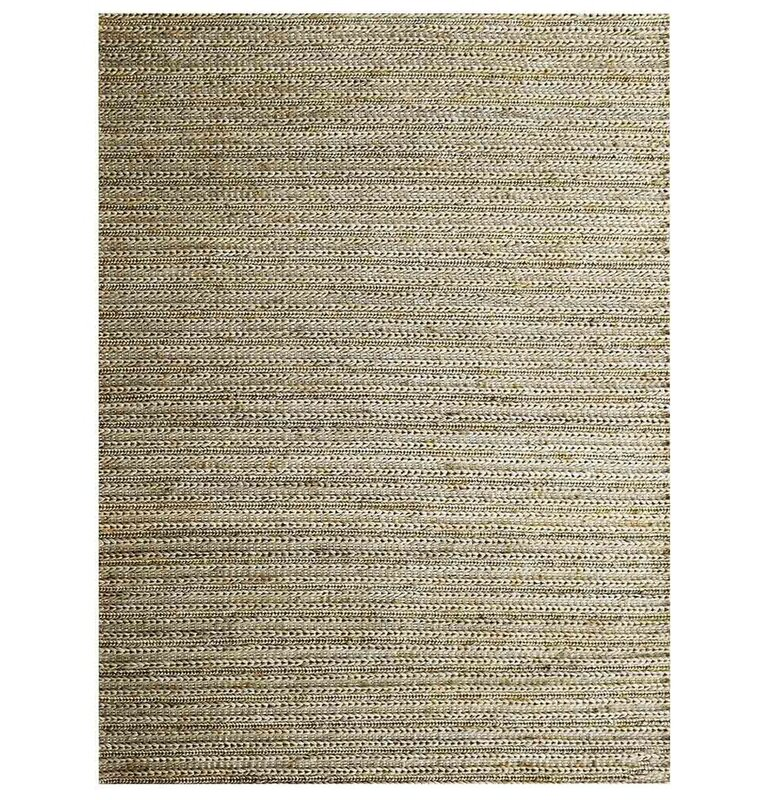 Cozette Hand Knotted Ivory Area Rug