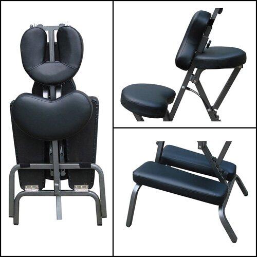 ataraxia leather portable massage chair