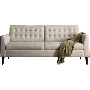 Starner Tufted Sofa by Brayden Studio