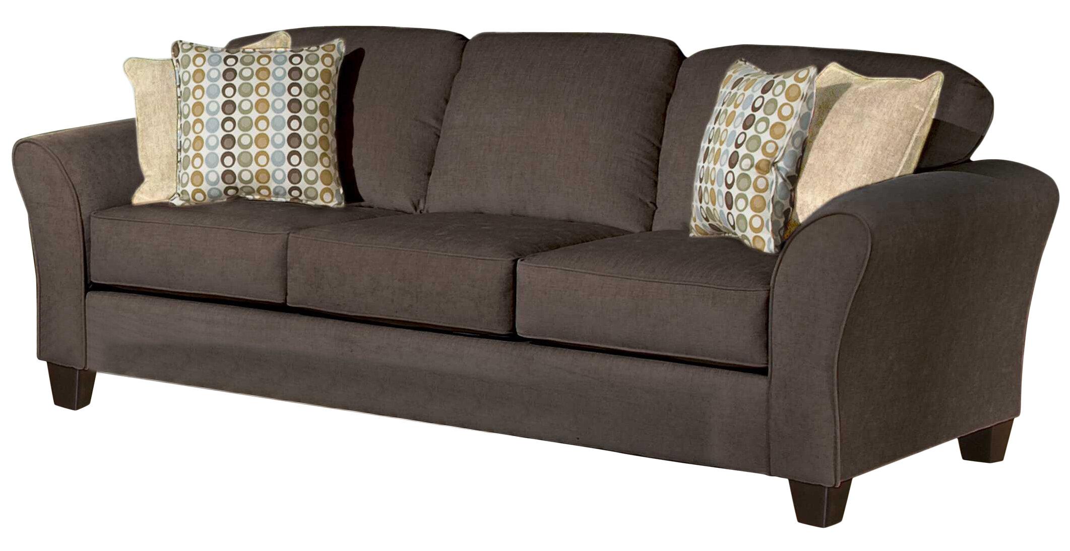 Three Posts Serta Upholstery Franklin Sofa U0026 Reviews | Wayfair