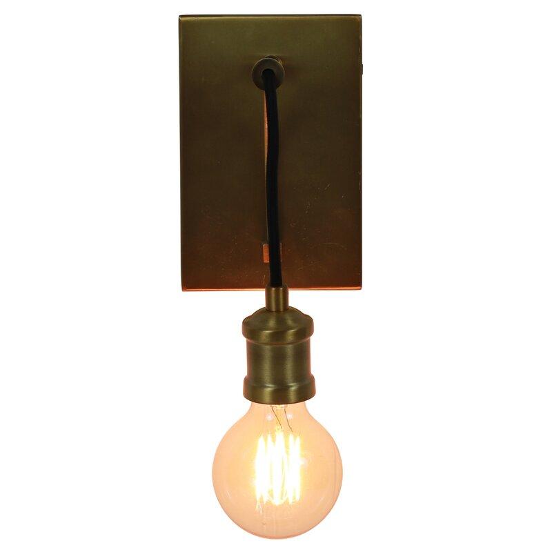 Williston Forge Gainsborough 1-Light Barn Light