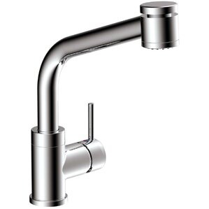 Estora Tasimo Single Handle Kitchen Faucet with Lever Handle