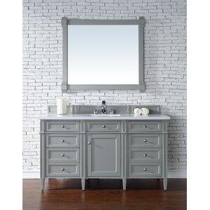 gray bathroom vanity cabinets. darby home co gray bathroom vanity cabinets