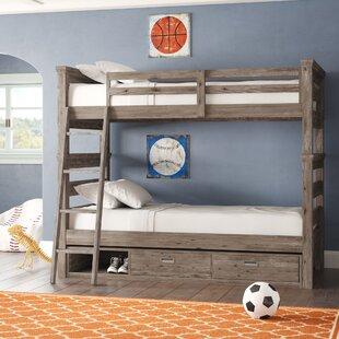 Pyramid Bunk Beds Wayfair Ca