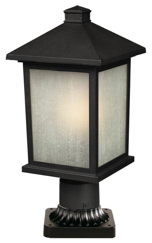 Andover mills stevens outdoor 1 light pier mount light reviews stevens outdoor 1 light pier mount light aloadofball Gallery
