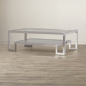 Ikon Storm Coffee Table by Sunpan Modern